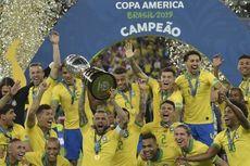 Copa America 2021: Pembagian Grup, Peserta, dan Jadwal Lengkap