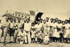 Perjalanan Sejarah Garuda Indonesia..
