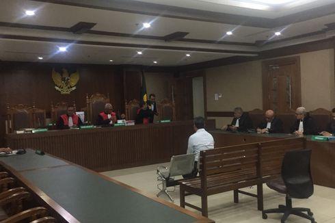 Tolak Eksepsi Desrizal, Jaksa Sebut Isinya Hanya Pendapat Kuasa Hukum Saja