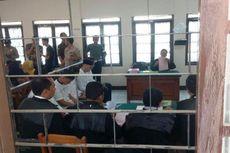 Kasus Polisi Terbakar di Cianjur, 5 Mahasiswa Divonis hingga 12 Tahun Penjara
