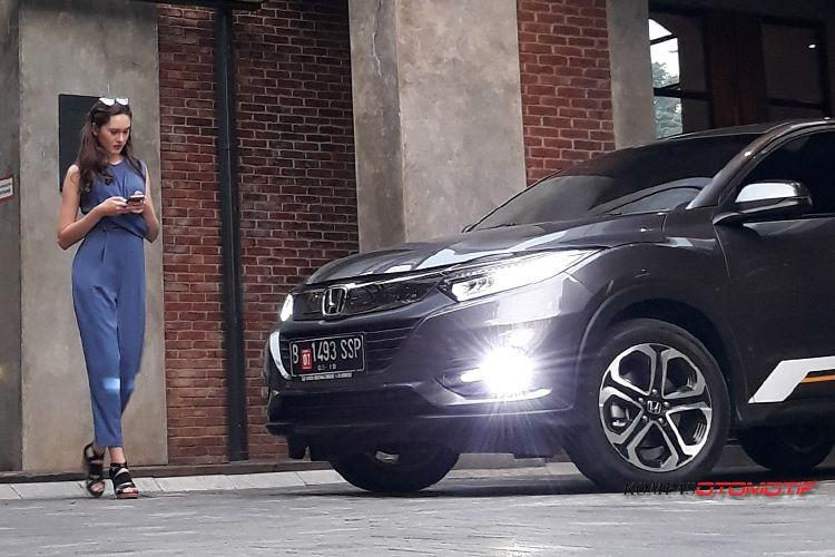 Honda HR-V 1.5L Special Edition rasa Hr-V 1.8L