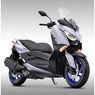Yamaha Xmax 250 Punya Dua Warna Baru dengan Harga Sama