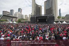 Ada Insiden Penembakan di Parade Juara Toronto Raptors
