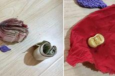 Kisah Orang-orang Beruntung, Temukan Uang dan Emas di Sofa Buangan hingga Mutiara di Makanan