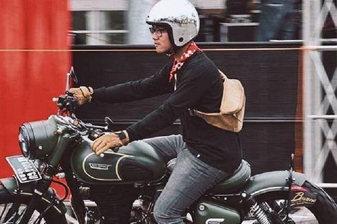 Intip Koleksi Motor Gibran, Putra Sulung Jokowi yang Jadi Cawalkot Solo
