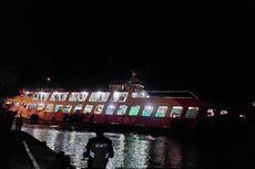 KMP Tunu Pratama Jaya Kandas Saat Akan Berlabuh di Pelabuhan Gilimanuk, Tak Ada Korban Jiwa