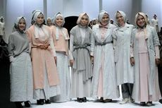 Paris van Java Mantap Jadi Pusat Busana Muslim Tanah Air