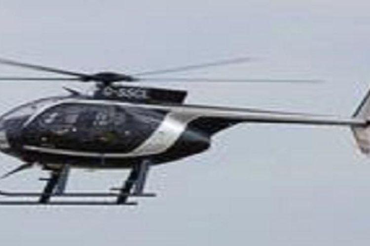 Ilustrasi helikopter