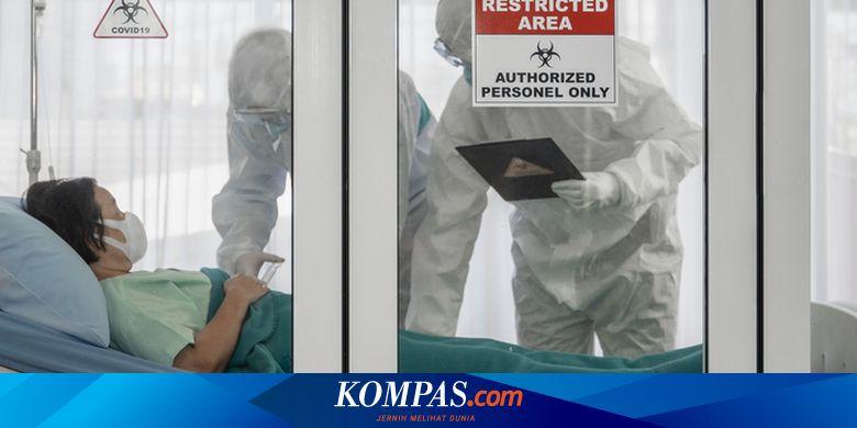 UANG 14 Pegawai PDAM Kota Bogor Positif Covid, Aktivitas Pelayanan Tutup Sementara