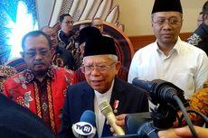 Ibunda Jokowi Meninggal, Maruf Amin: Insya Allah Husnul Khatimah