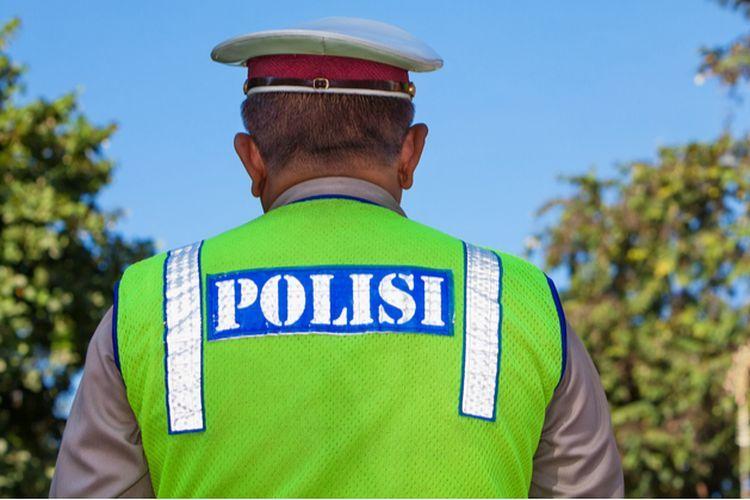 Ilustrasi Polisi