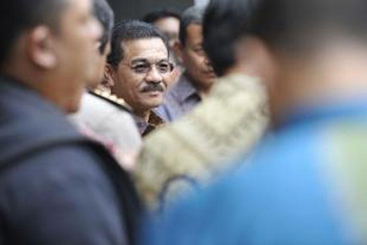 Menteri Dalam Negeri Gamawan Fauzi