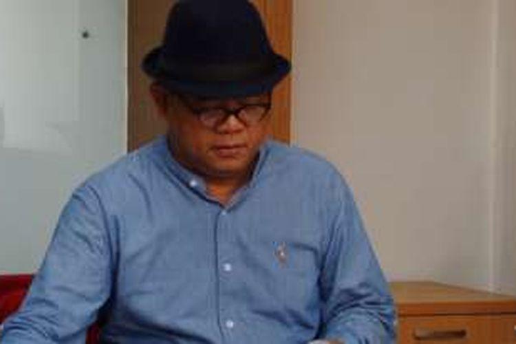 Pengamat hukum pidana Universitas Trisakti, Abdul Fickar Hadjar