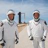 Sabtu ini, NASA Siapkan Peluncuran 2 Astronot ke ISS dengan Roket SpaceX