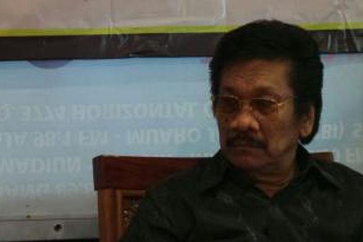 Politisi senior Partai Golkar Zainal Bintang