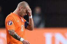 Wesley Sneijder Mengaku Bisa Sehebat Lionel Messi dan Cristiano Ronaldo, tetapi...