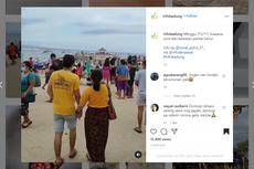 2 Pantai di Bali Dipadati Turis, Ini Tanggapan Kadispar Bali