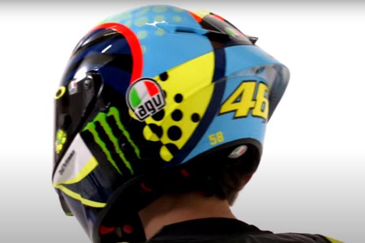 Video teaser Valentino Rossi dengan seragam Petronas Yamaha