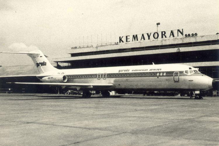 Hasil gambar untuk bandara kemayoran