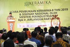 Pemerintah Dorong Daya Saing Industri Keramik Nasional