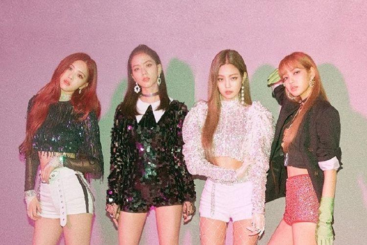 Girlgroup K-pop BLACKPINK