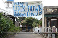 Begini Lockdown ala Lingkungan Karang Bedil di Mataram, Aturan Ketat dan Warga Disiplin