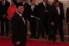 Jokowi Lantik Nazir Foead Jadi Kepala Badan Restorasi Gambut