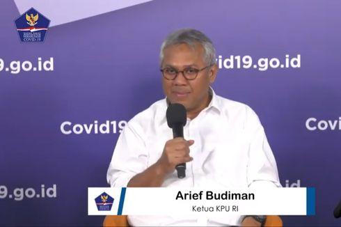 KPU: Protokol Kesehatan di 270 Daerah Penyelenggara Pilkada Diatur Sama