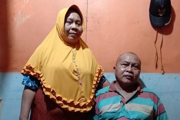Warga Desa Manunggal Jaya, Kabupaten Kukar, Rahmat Fornia, tidak tahu kapan pencoblosan berlangsung.