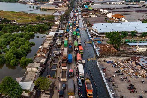 Pesisir Utara Jawa Darurat Tenggelam