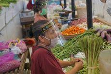 Mendag Lutfi Minta Seluruh Pedagang di Pasar Rakyat Divaksin Covid-19