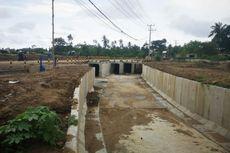 Saluran Pengendali Banjir Dibangun di KEK Mandalika