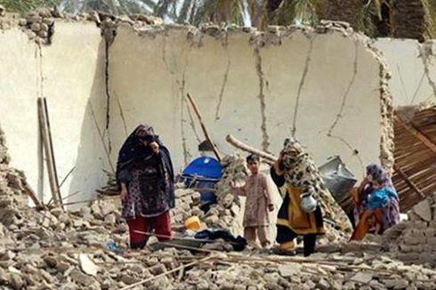 Korban Tewas Gempa Pakistan Tembus 327 Orang