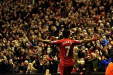 Susunan Pemain Arsenal Vs Liverpool
