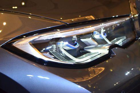 Fitur Lampu Laser BMW 320i Sport Hanya ada di Indonesia