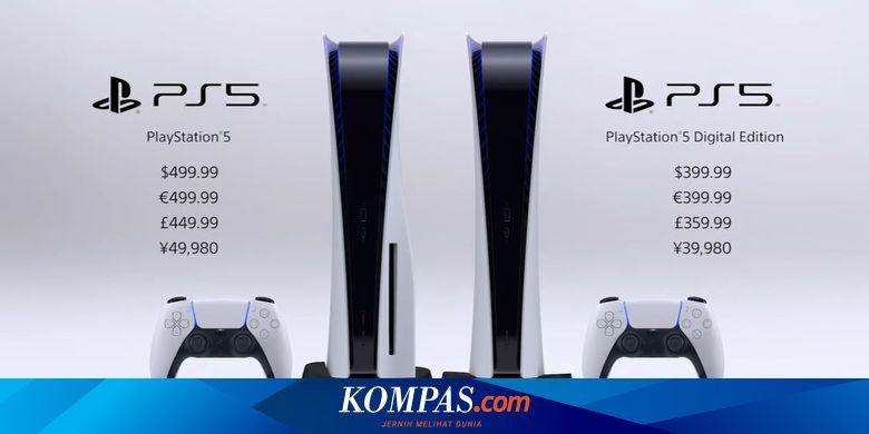 Pre-order PS5 Kacau, Sony Minta Maaf - Tekno Kompa