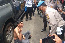 Demo Tolak UU Cipta Kerja di Palembang, Polisi Amankan 70 Orang Diduga Penyusup