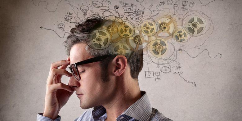 Manusia daat mengontrol kenangan dan pemikiran dalam otak.