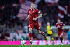 Berita Transfer, Franck Ribery Merapat ke Liga Italia?
