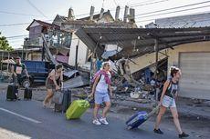 Data Sementara Pascagempa Lombok: 2.700 Wisatawan Dievakuasi dari 3 Gili