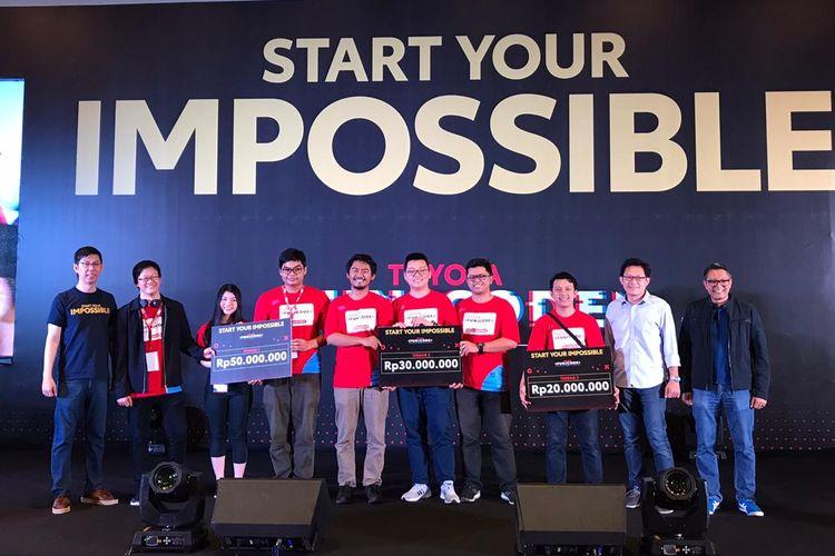 Babak final Toyota Fun/Code diselenggarakan 2 dan 3 November 2019 di Ancol Jakarta Utara