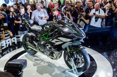 Kawasaki Beralih ke Sepeda Motor Listrik pada 2035