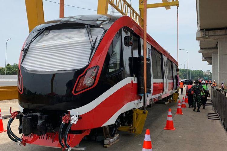 Trainset LRT Jabodebek
