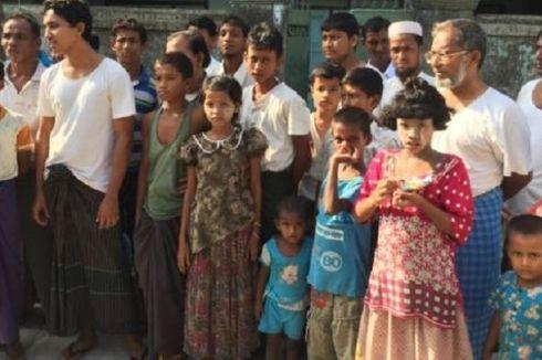 Myanmar Larang Penggunaan Nama Etnis Rohingya