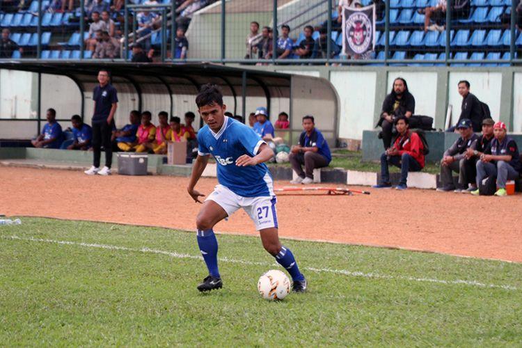 Pemain Persib Bandung, Puja Abdillah.