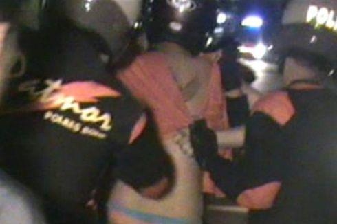 Seorang Satpam Jadi Korban Perkelahian Geng Motor di Sumedang