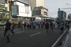 Jakarta to Reinstate Car Free Day