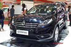 SUV China Mirip CR-V, Tiba di Indonesia