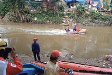 Kronologi Remaja Hanyut di Sungai Ciliwung, Berawal dari Kelelahan Berenang