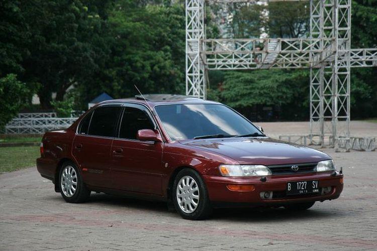 Toyota Great Corolla sampai kini masih banyak penggemarnya
